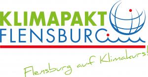 Logo Klimapakt Flensburg