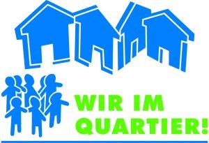 Logo Wir im Quartier